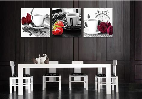 modern kitchen wall decor painting wall 3 pieces kitchen decor modern wall