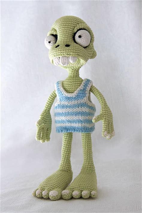 amigurumi zombie pattern free zombie boy in singlet amigurumi pattern