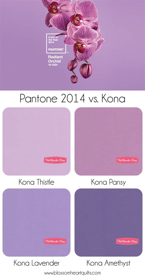 what color match purple collage 2 radiant orchid purple color pantone 2014 color of the year kona inspiration