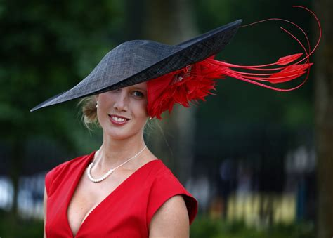 royal ascot hats prince charles
