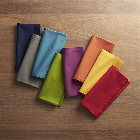 chagne color table cloth spectra cloth dinner napkins set of 8 crate and barrel
