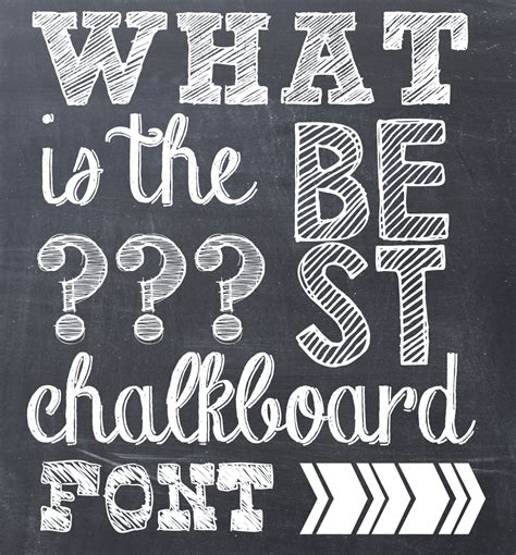 best chalk for chalkboard 11 chalk block font images best chalkboard fonts free