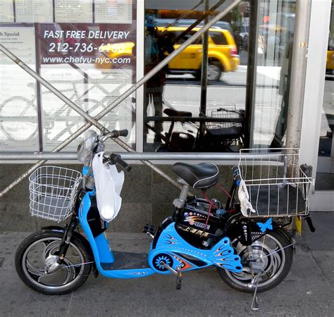 K E Bike by File E Bike 34th St Jeh Jpg Wikimedia Commons