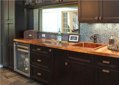 kitchen countertop trends early kitchen design trends for 2015 include black metal