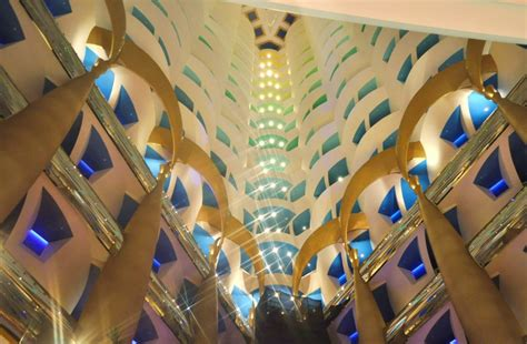 burj al arab inside burj al arab 7 star hotel dubai united arab emirates