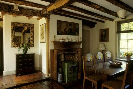 the monk room the dining room at monk s house the former home of virginia and leonard woolf in east sussex
