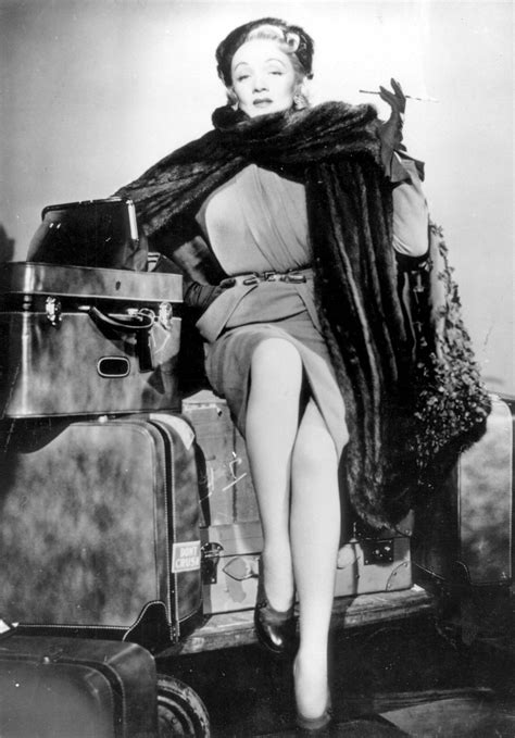 Cornel Lucas's Classic Portraits Of Marlene Dietrich