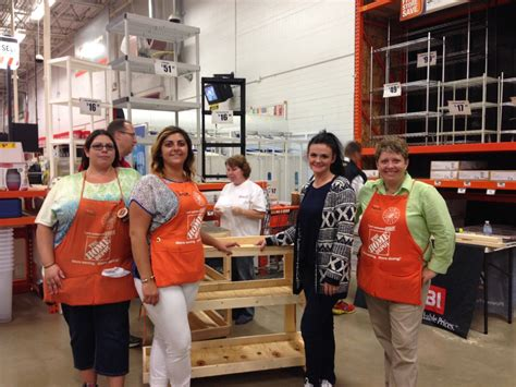 Home Depot Do It Herself Workshop by 500 Home Depot Giveaway Clutter