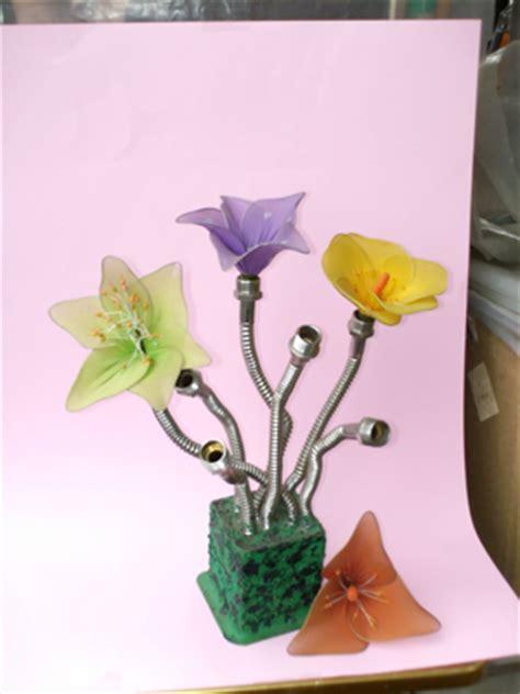 fiori fatti con le calze miscellanea fiori realizzati con le collant di