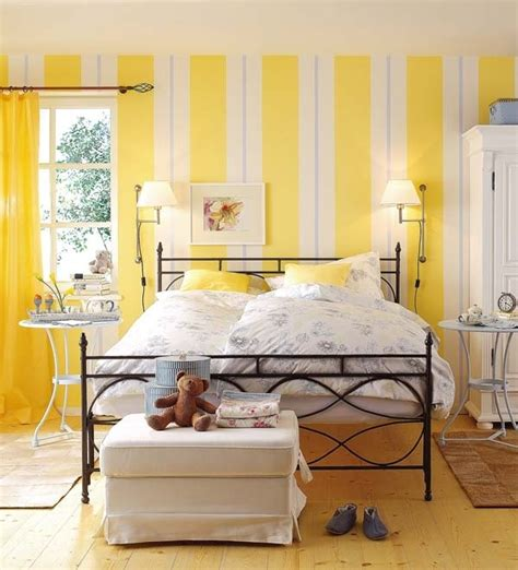 yellow bedroom wallpaper 50