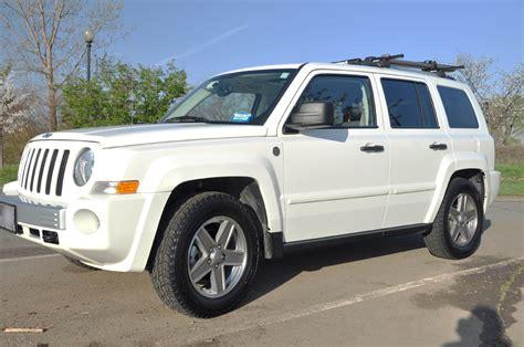 jeep patriot road tires got a set of kumho road venture kl61 s pics incl jeep