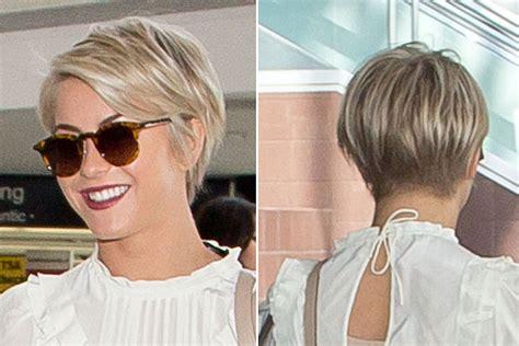 how does julianne hough style her pixie cut pixie cut so stylen die stars die trend frisur bild 3