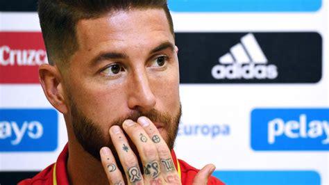 Spanish La Liga Table Sergio Ramos Pique Has Been An Exemplary Player For Spain