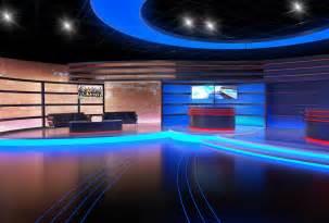 studio layout azam tv studio set design