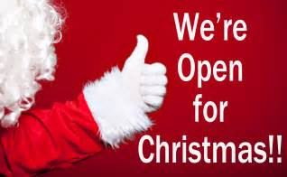 Open christmas day chatters restaurant and bar