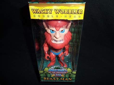 master p bobblehead funko wacky wobbler masters of the universe beast
