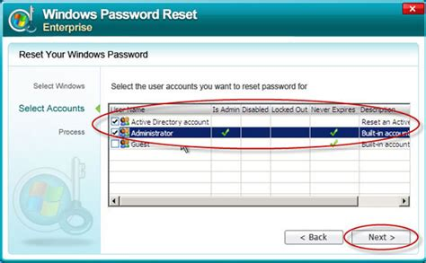 windows vista password reset key windows password reset enterprise released and 50