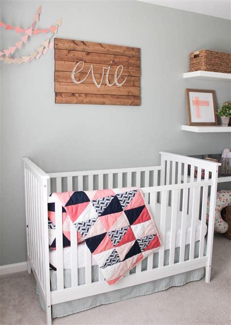 Simple Nursery Decor Best 25 Simple Baby Nursery Ideas Only On Pinterest