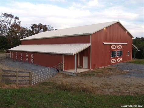 Sheds And Stables by Metal Barns Hose Barn Kits Steel Barn Buildings