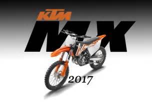 Ktm Motocross Dirt Bike Magazine Ktm Motocross Bikes For 2017