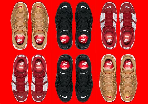 where can i buy supreme where can i buy le supreme x nike air more uptempo