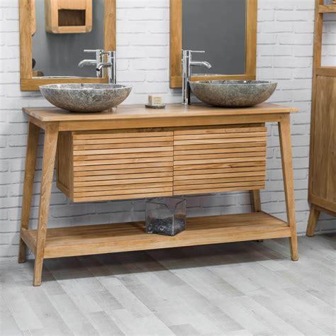 Charmant Salle De Bain Mosaique #1: ori-meuble-en-teck-de-salle-de-bain-scandinave-140-2985.jpg
