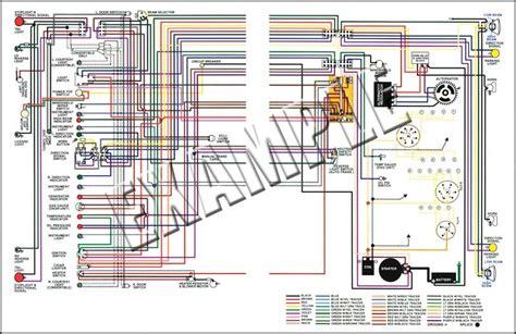 models parts   nova full color wiring diagram