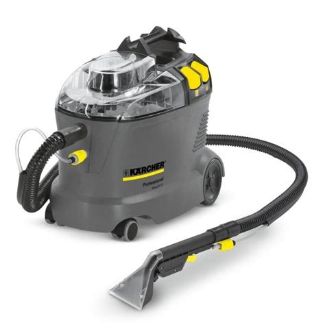 small upholstery cleaner karcher puzzi 8 1 c compact carpet upholstery cleaner 1