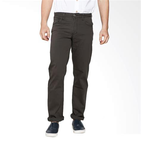 Harga Celana Panjang Merk Emba jual emba casual epa 012 1161110117 celana