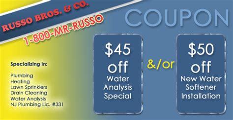 Promo Special Aplikasi Bros Hvac Plumbing Deals Russo Bros Co Monthly Specials