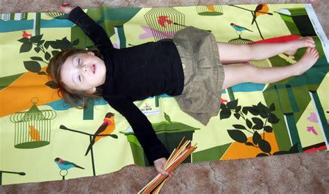 Industrious Emily: Bird Fabric