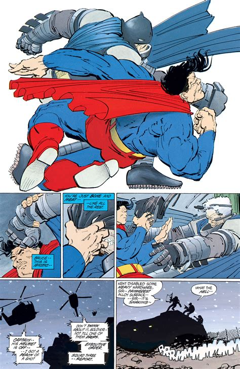 the dark knight returns b01mq0x8u0 batman vs superman the dark knight returns 1986