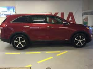 Kia Sorento Turbo Used 2016 Kia Sorento Awd 4dr 2 0l Turbo Ex 4 Door Sport