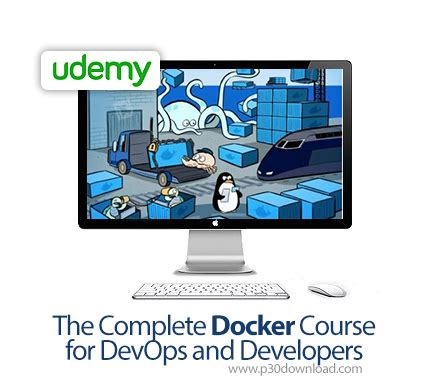 docker complete tutorial udemy the complete docker course for devops and developers