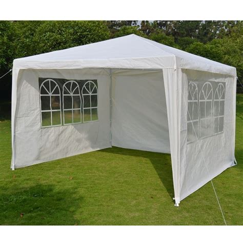 Canopy Outdoor Tent Wedding Tent Outdoor Easy Assembly Gazebo Bbq