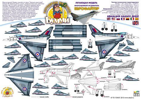 Papercraft Planes - sukhoi su 27 airplane paper craft sukhoi