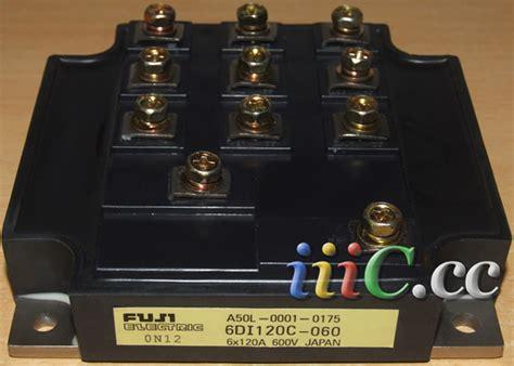 Igbt 2mbi 50l 120 Fuji Electric a50l 0001 0175 fuji a50l00010175 datasheet