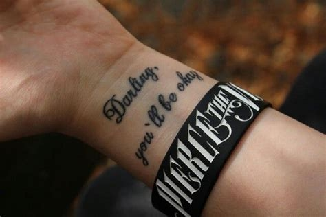 pierce the veil tattoos the veil quotes quotesgram