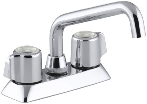 B And K Faucets by Faucet K 15270 B Cp In Polished Chrome By Kohler
