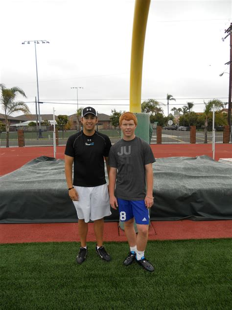 Kicking It In San Diego by Kickers Travel Far For Kicking Lessons In San Diego