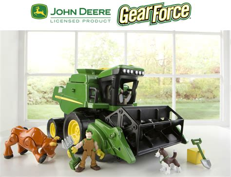 holiday gift guide john deere gear force fleet harvest