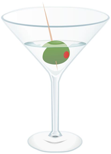martini svg clipart martini
