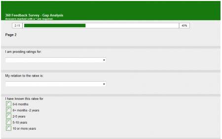 survey templates free questionnaire templates online