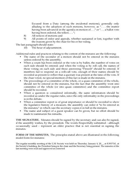 board meeting minutes rules oyle kalakaari co