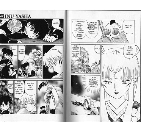 Inuyasha Vol 47 sesshomaru and rin images sesshomaru rin and kohaku