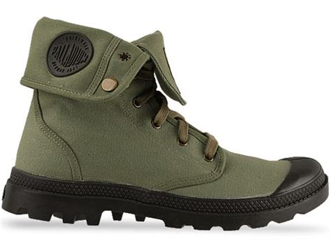 Jual Palladium Kaskus wts palladium baggy canvas boots army green second