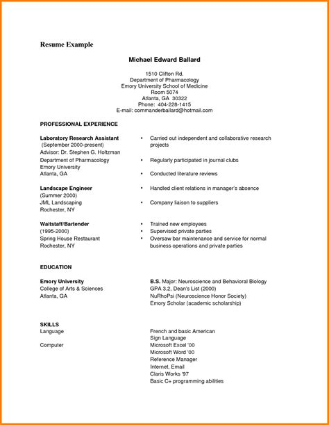 standard format of a business letter images letter samples format