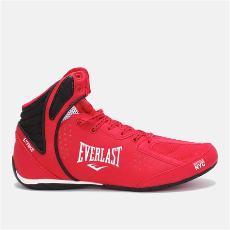 everlast shoes shop everlast strike boxing shoe for mens by everlast
