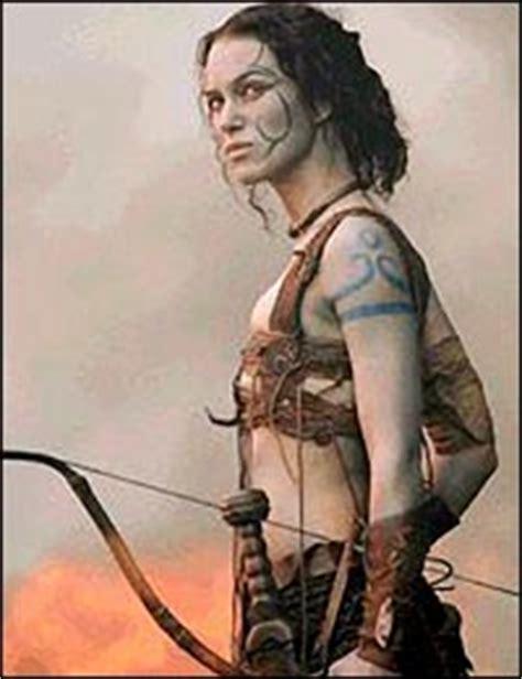 film fantasy jaki las mujeres guerreras celtas