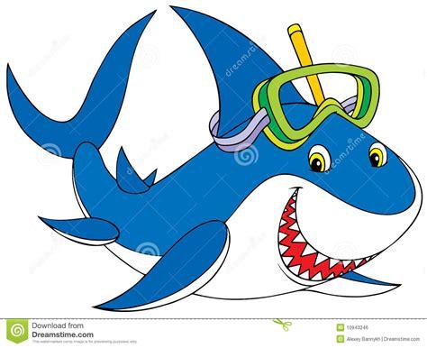 clipart divertenti shark clipart